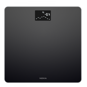 Withings Body - waga z pomiarem BMI (czarna)