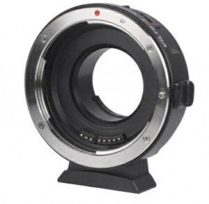Viltrox EF-M1 Ring adapter