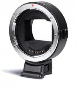 Viltrox EF-NEX IV Ring adapter