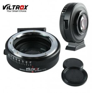 Viltrox NF-M43 X Speed Booster