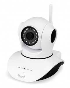 Kamera IP BML Safe Eye360