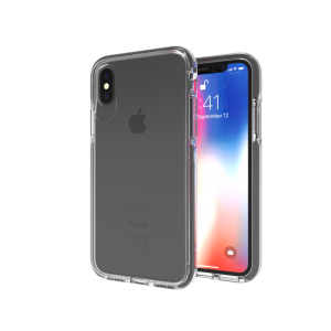 GEAR4 D3O Piccadilly - obudowa ochronna do iPhone X/Xs (czarna)